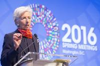 How the IMF's Managing Director is selected?