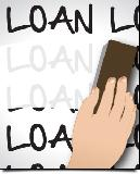 What is loan or debt write-off? Whether it means no need for repayment?