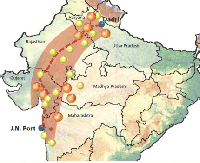 The Delhi-Mumbai Industrial Corridor (DMIC) Project