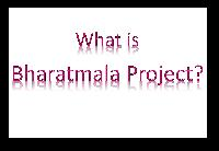 What is Bharatmala Project?