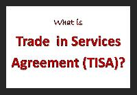 What is Trade in Services Agreement (TISA)?