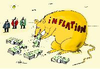 What is the difference between cost-push and demand pull inflation? How they can be tackled?